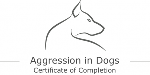certificaat aggression in dogs